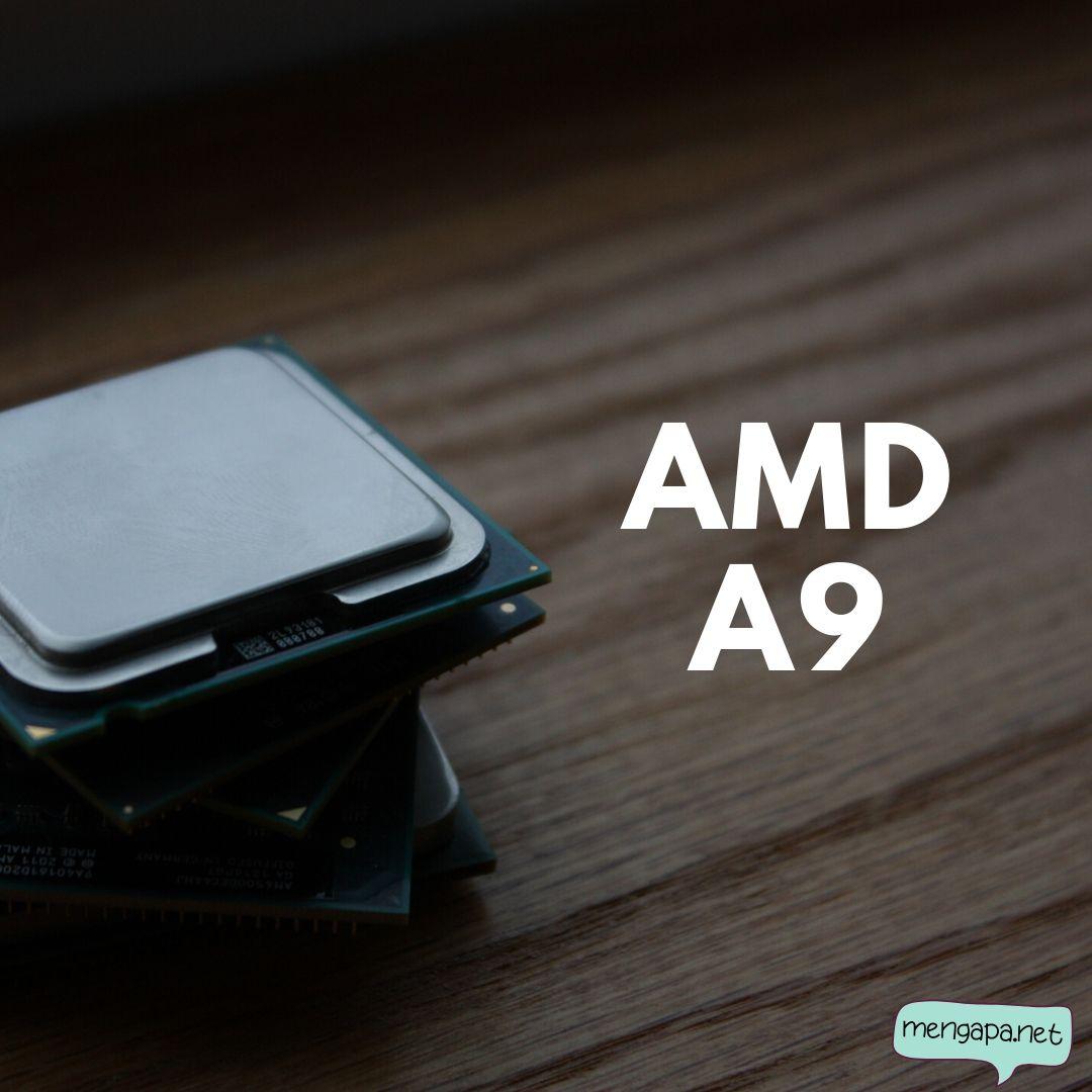 processor amd a9 setara dengan intel apa