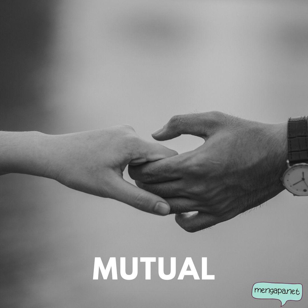 Apa Itu Mutualan Artinya - mutual adalah