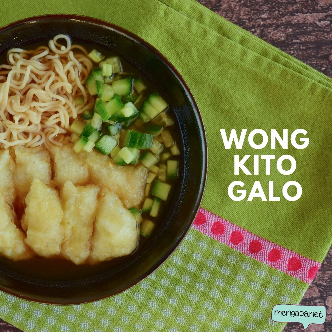 apa itu wong kito galo artinya - arti wong kito galo adalah