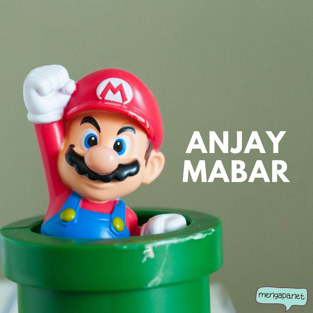 arti anjay mabar bahasa gaul - anjay mabar artinya
