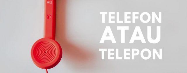 telefon atau telepon - yang benar telepon atau telefon