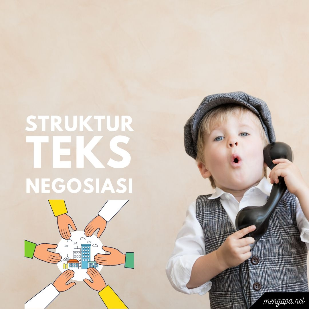 struktur teks negosiasi dan contohnya