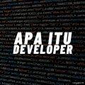 apa itu developer artinya - arti developer adalah